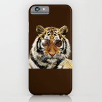 iPhone & iPod Case featuring In the Eye of the Tiger by Andrew Treherne