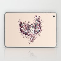 The Wisdoms and Wonderings of a Wide-Eyed Wanderer Laptop & iPad Skin