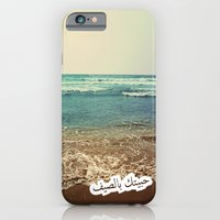 Beirut Beach iPhone 6 Slim Case