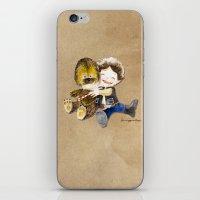 BFF iPhone & iPod Skin
