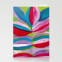 play with colors_Pattern7 Stationery Cards