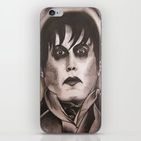 For Light Or Dark? iPhone & iPod Skin