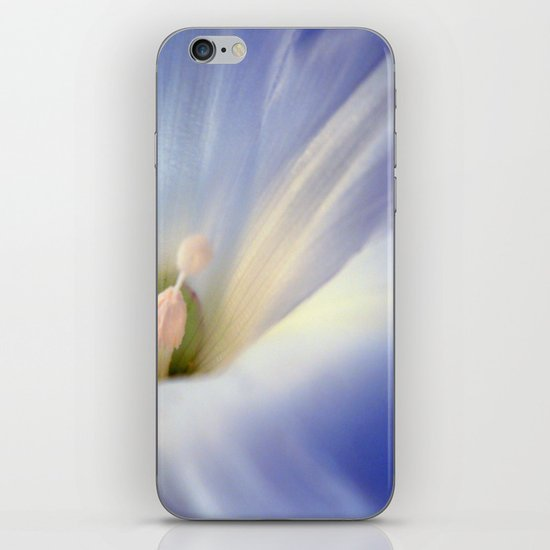 Calystegia iPhone & iPod Skin