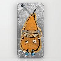 Mr Pear iPhone & iPod Skin