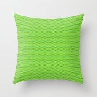 Picnic Pals Mini Dot In … Throw Pillow