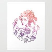 Sweetie Art Print