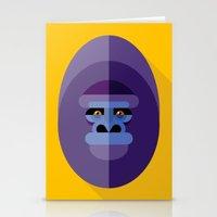 Gorilla Gorilla Stationery Cards