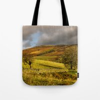 Gowbarrow Fell, Lake District Tote Bag