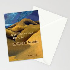 Nor The Moon By Night Stationery Cards