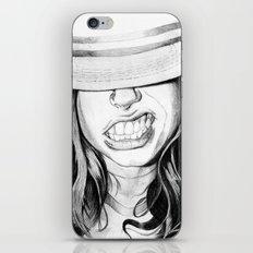 Cabrallin' iPhone & iPod Skin