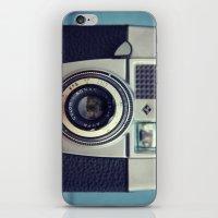 Old Agfa Camera iPhone & iPod Skin