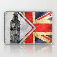 Flags - UK Laptop & iPad Skin