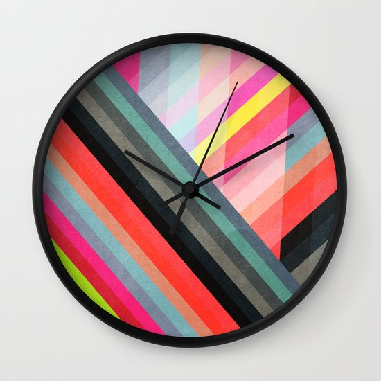 Into my arms 2/3 Wall Clock