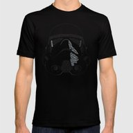 Storm  Mens Fitted Tee Black SMALL