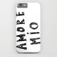 iPhone & iPod Case featuring AMORE MIO by When the robins came