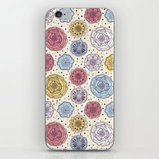 Floral Pattern #46 iPhone & iPod Skin