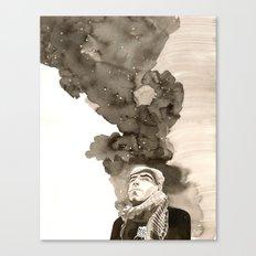 Sina Canvas Print