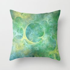 Pastel Dreams Throw Pillow