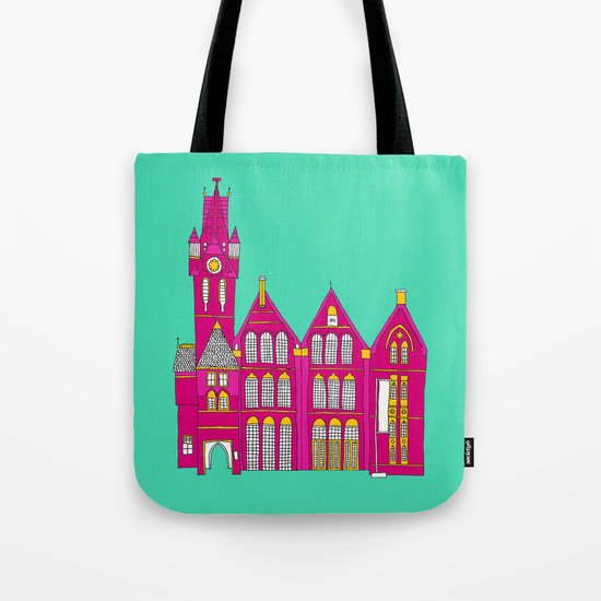 Architecture II Tote Bag