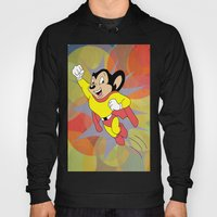 Mighty Mouse - Circles Hoody