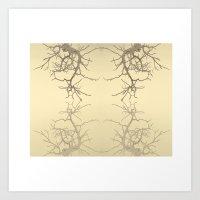 Branches#06 Art Print