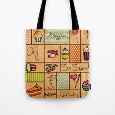 Sweet Things! Tote Bag