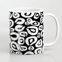 LEOPARD! (black) Mug