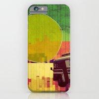 iPhone & iPod Case featuring going west (ANALOG ZINE) by Laura Moctezuma