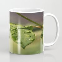 Fresh Dew Drops Mug