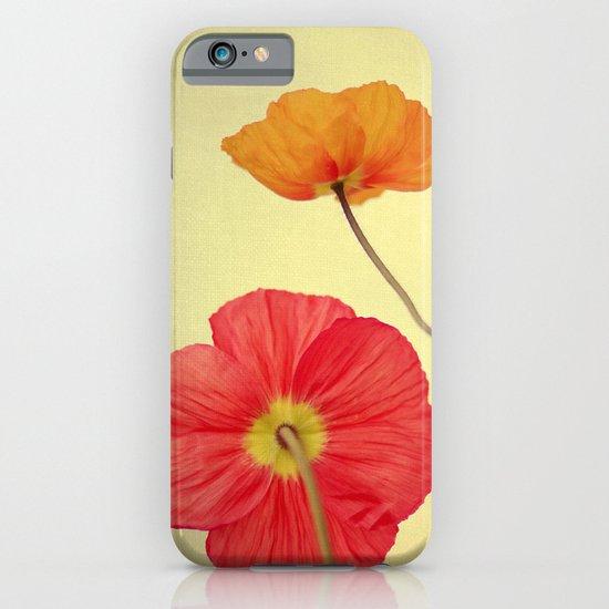 Les Jolies Fleurs iPhone & iPod Case