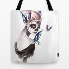 Mourning Tote Bag
