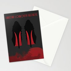 Christian Louboutin Aesthetic Stationery Cards