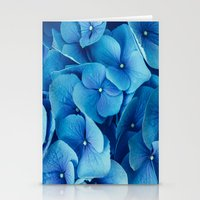 French Blue Stationery Cards
