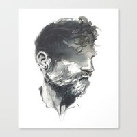 The Other (Var I) Canvas Print