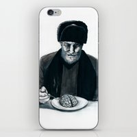 Recipe For Survival iPhone & iPod Skin