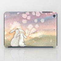 Sunset Fairies iPad Case