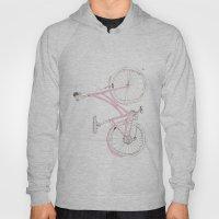 Pink Bike Hoody