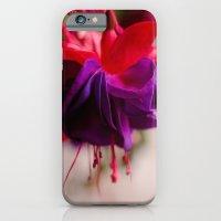 Rainy Day Fuschia  iPhone 6 Slim Case