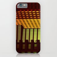 iPhone & iPod Case featuring Downtown LA #68 by Patrick McPheron