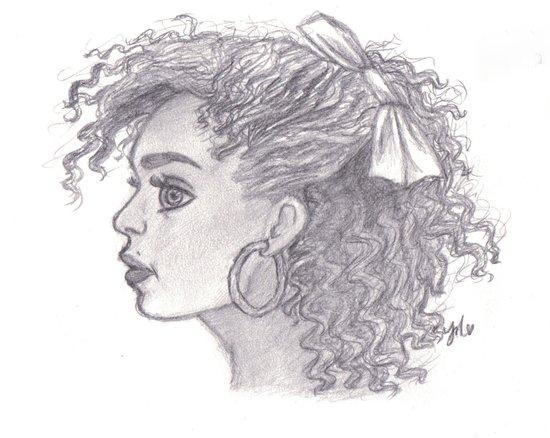 Alisha Canvas Print