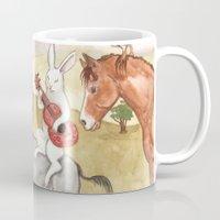 Pasture Music Mug