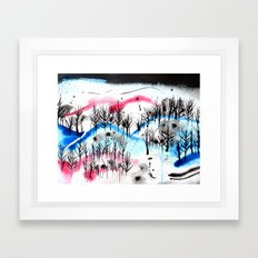 Tuesday Framed Art Print