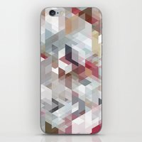 Chameleonic Panelscape Jacopo iPhone & iPod Skin