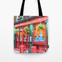 The Rising Sun Pub Londo… Tote Bag