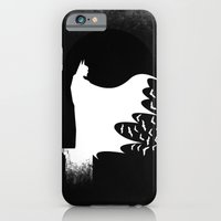 iPhone & iPod Case featuring Knight Rising Inverted  by UvinArt