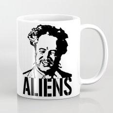 Giorgio A. Tsoukalos (The Alien Guy) Mug