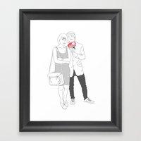 Couprel Framed Art Print