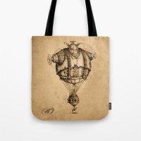 #16 Tote Bag