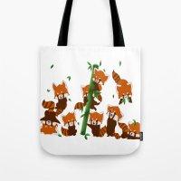 PandaMania Tote Bag