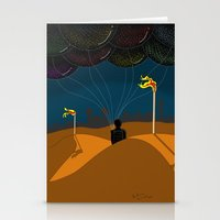 LEADING THE STARS Stationery Cards